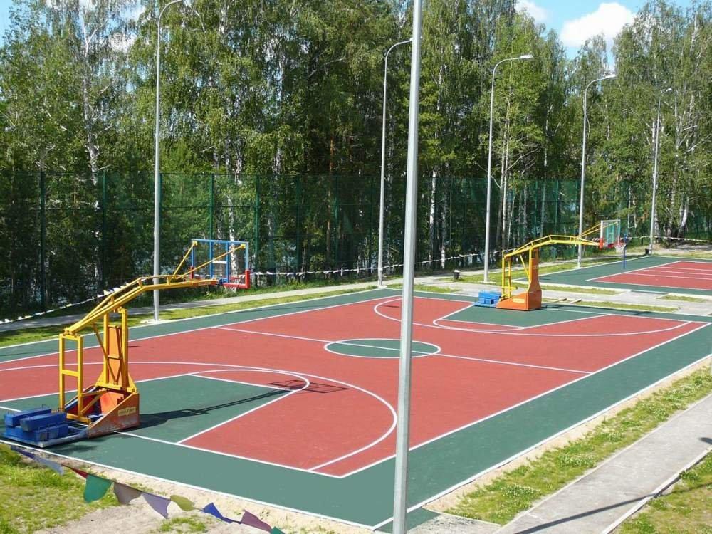 Купить Покрытие для спортивных площадок Мастерспорт 10мм