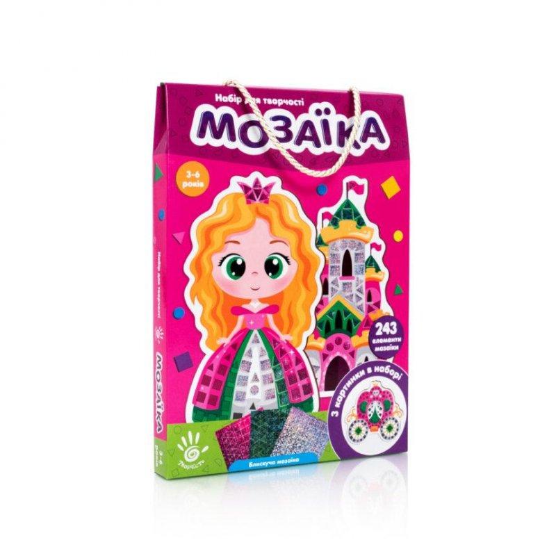 """Купить Детский набор для творчества """"Блестящая мозаика. Принцесса"""" VT4511-05"""