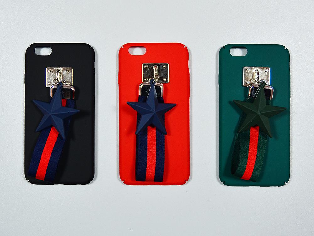 Купить Накладка Star с ремешком iPhone 6 Plus/6s Plus