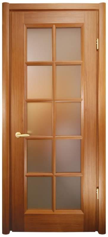 Двери межкомнатные со стеклом - AGT (Турция)