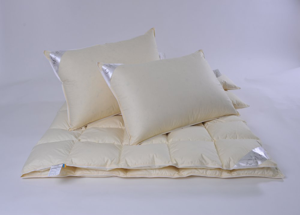 Подушка 50 х 70 Econom Collection (50% пух, 50%пера)