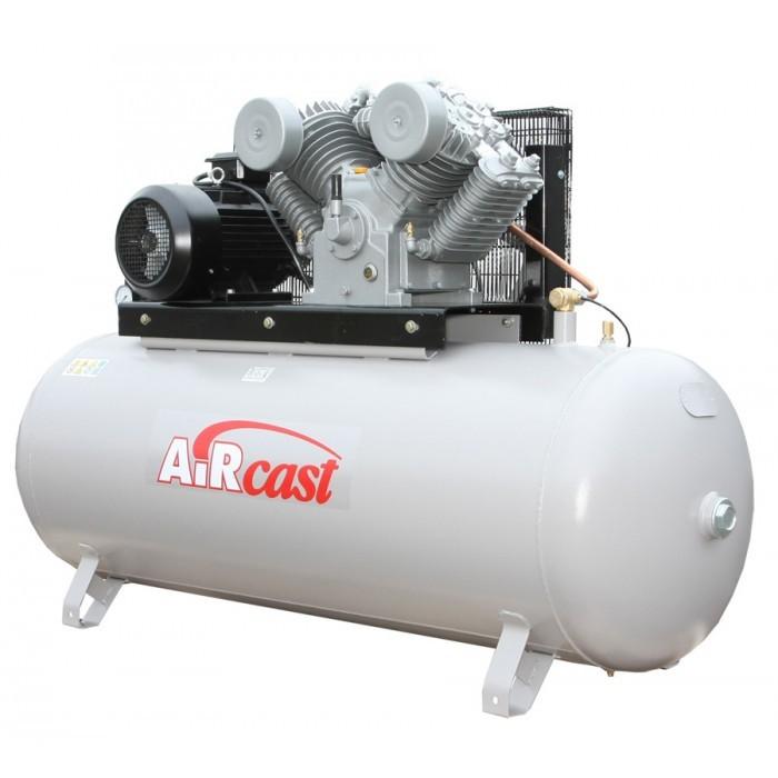 Поршневой компрессор AirCast CБ4/Ф-500.LT100 (РМ-3130.00)
