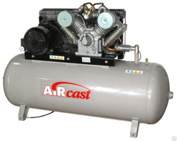 Поршневой компрессор AirCast CБ4/Ф-500.LT100/15-7.5