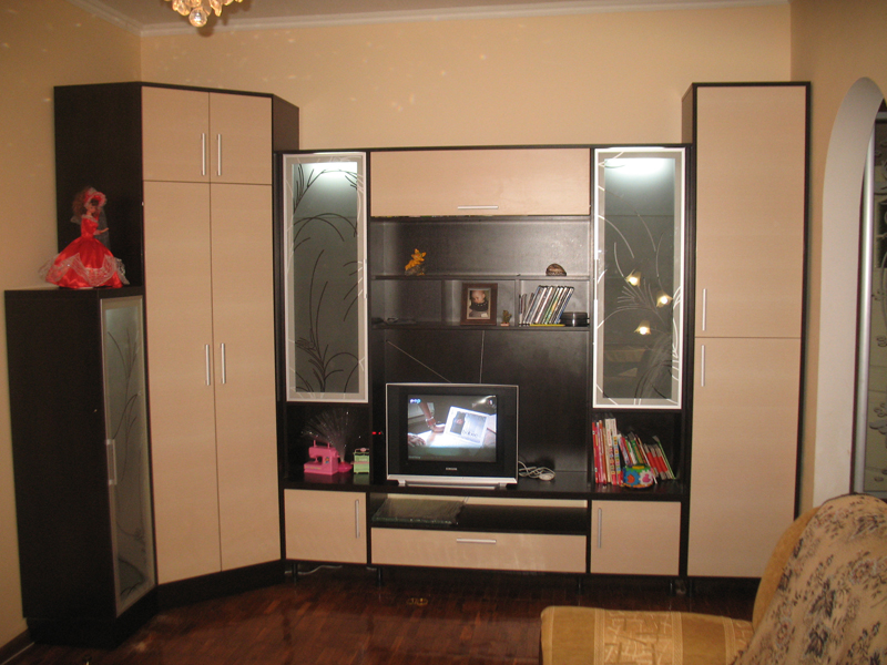 стенки в залгоркиэксклюзивная мебель на заказ Zebrano купить в луцке
