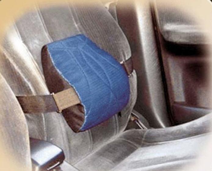 Las almohadas ortopédico bajo la espalda para la formación