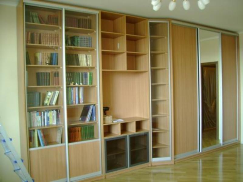 Купить Шкафы для библиотек под заказ, купить, Киев