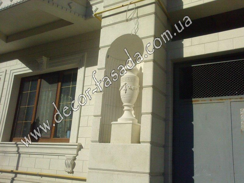 Природный известняк, отделка фасадов и интерьеров