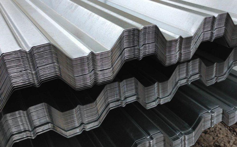 Купить Профнастил c полимерным покрытием Н-44 0.4 мм