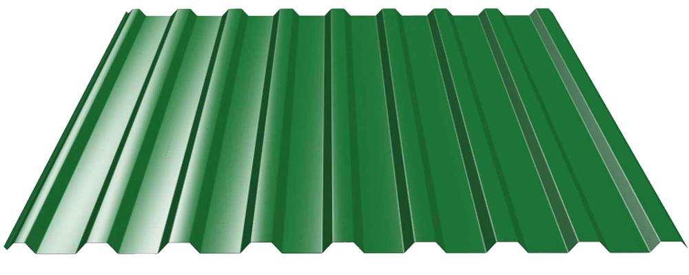 Купить Профнастил c полимерным покрытием НС-20 0.4 мм