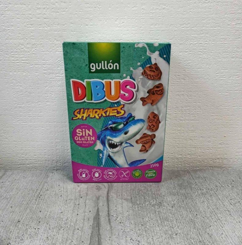Купить Печенье Акулы GULLON 250 г Испания