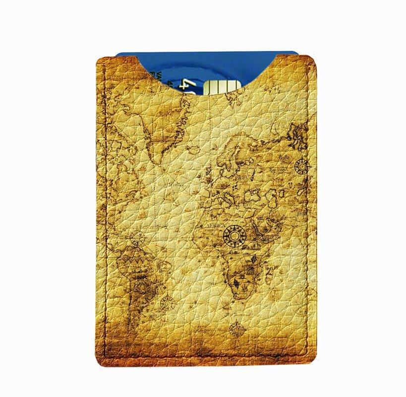 Купить Кожаный картхолдер DevayS Maker 25-01-057