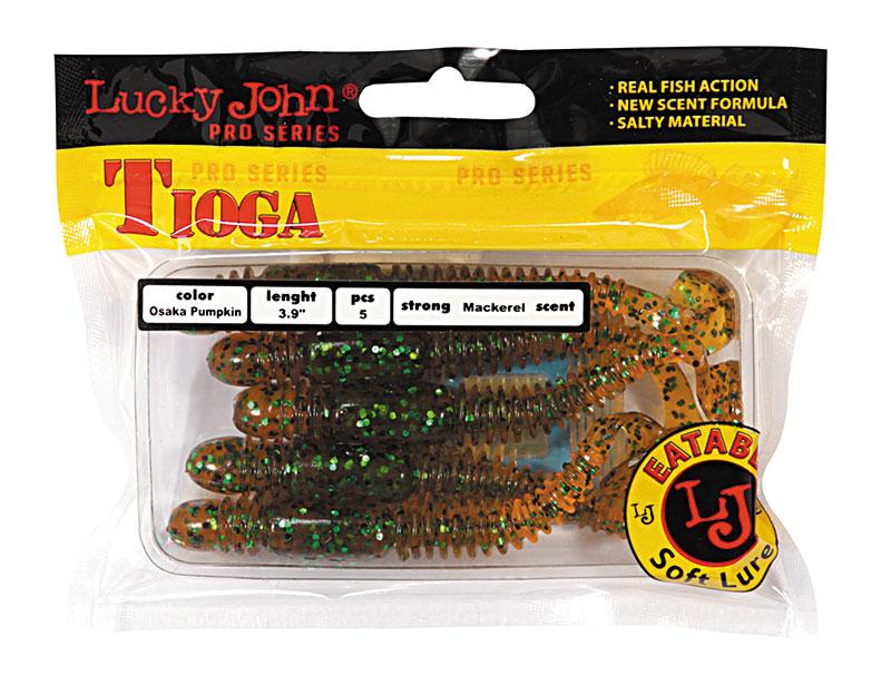 Купить Рыболовная приманка «Съедобная резина» Lucky John Pro Series