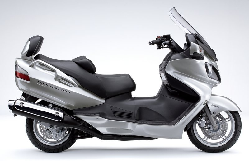 Макси-скутер Maxi scooter Burgman 650 Executive Suzuki  (AN650A) 2012г.в-SP-Moto,Киев