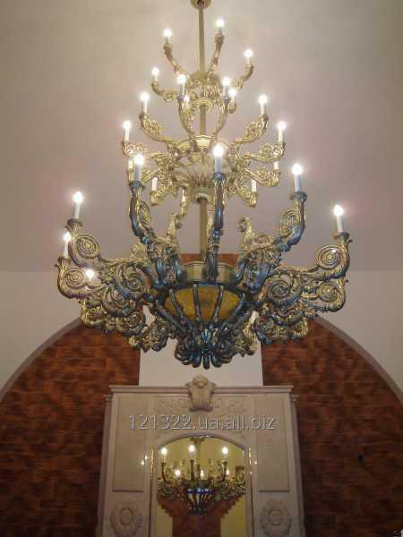 Buy Products of art molding. Chandelier