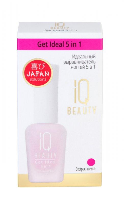 Купить IQ BEAUTY Get Ideal 5 in 1 Идеальный выравниватель ногтей 5 в 1 12,5 мл