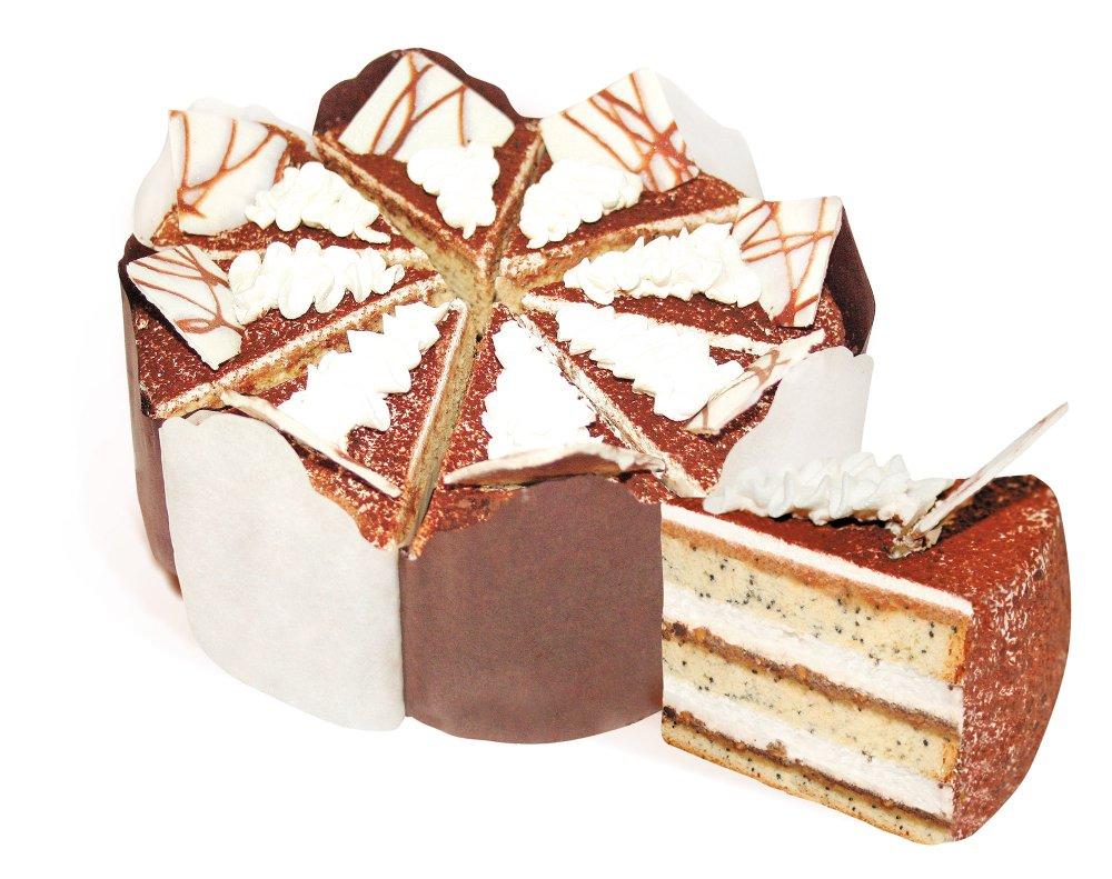 Торт Волшебный иней 0,9 кг
