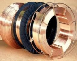 Купить Материалы расходные для сварочного оборудования, проволока сварочная омеднённая д.1,2мм (Турция)