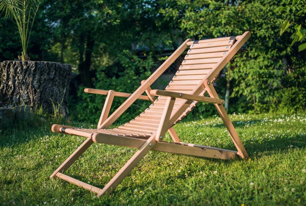Мебель для отдыха на природе деревянная