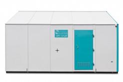 Оборудование комплектно-блочное для тяговых подстанций железных дорог, Модуль ЗРУ-6(10) кВ