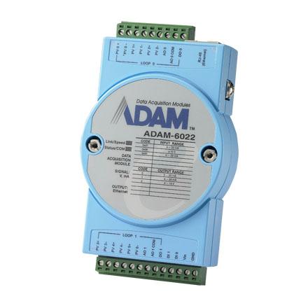 Купить Модуль вводу/виводу ADAM-6022