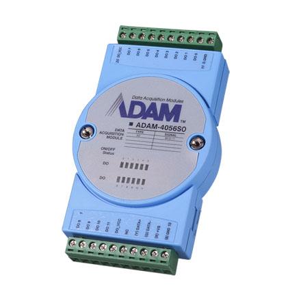 Купить Модуль дискретного вводу/виводу ADAM-4056SO