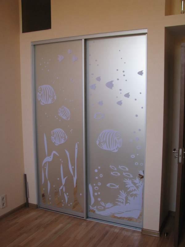 Двери для шкафов купе, Одесса