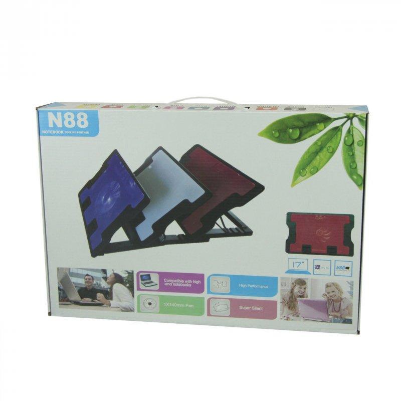 Купить Подставка охлаждающая для ноутбука N88 (20)