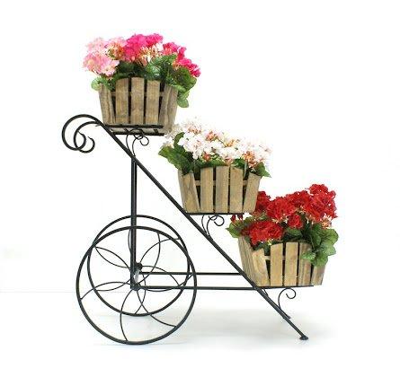Стойки для цветов уличные