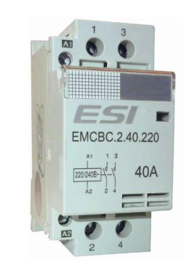 Купить Модульный контактор EMCBC