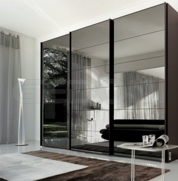 Buy Production of sliding wardrobes by the individual order with free shipping across the Crimea.