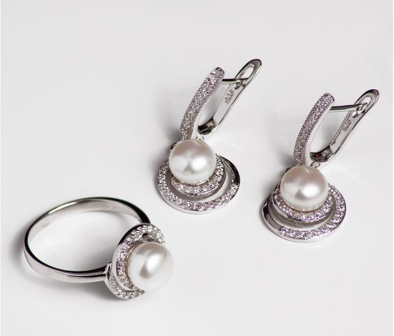 фото серебро изделия