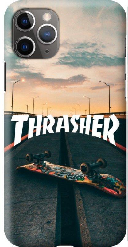Купить Чехол для телефона Thrasher Logo, чехол для Samsung, Apple iPhone, Xiaomi, , Honor, Huawei и других