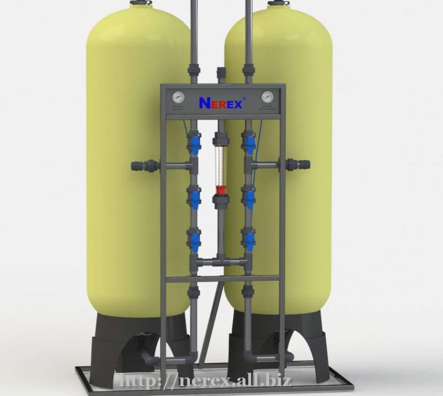 Промышленные установки фильтрации