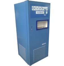Автомат газированной воды, сатуратор, охлаждение и очистка воды
