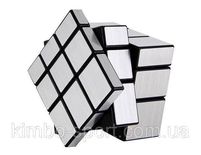 Кубик зеркальный, головоломка