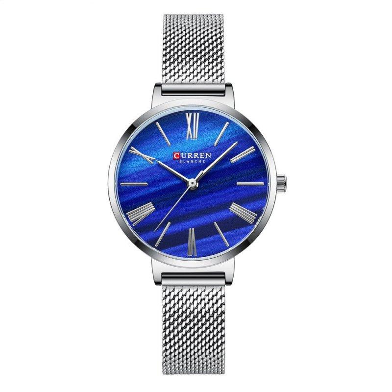 Купить Curren 9076 Silver-Blue