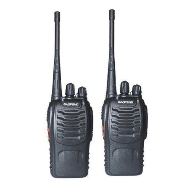 Купить Комплект з двох рацій BAOFENG BF-888S, 400~470 МГц, 5 Вт, до 5 км