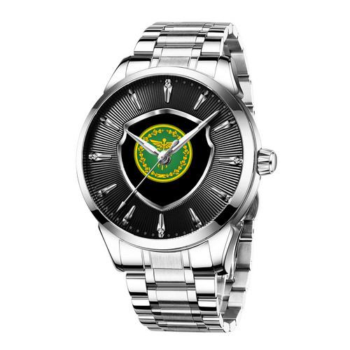 Купить Chronte с логотипом Налоговая Служба Silver-Black