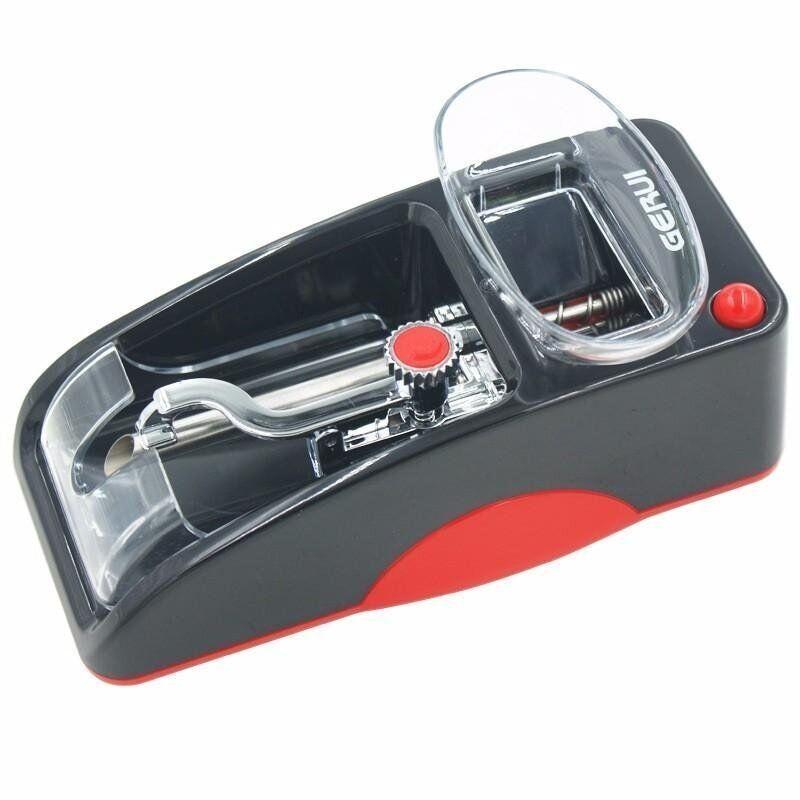 Купить Електрична машинка для набивання сигарет Gerui GR-12 Червона
