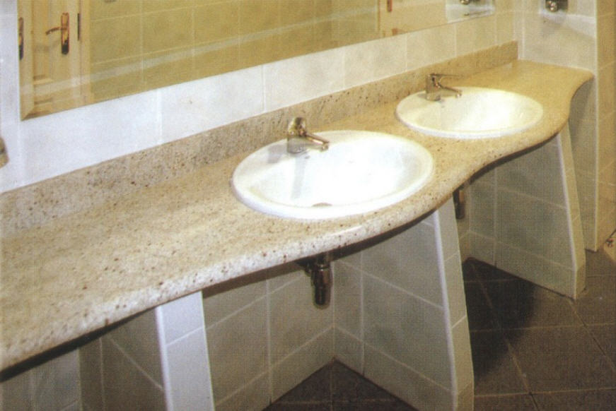 Buy Table-tops for a bathroom from granite