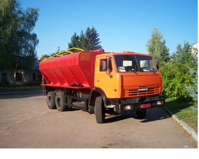 Загрузчик сухих кормов ЗСК-Ф-15-07
