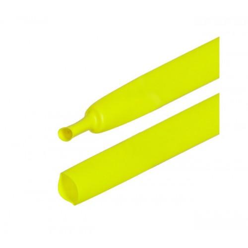 Купить Tермозбіжна трубка 10х1000мм жовта (V-110813)
