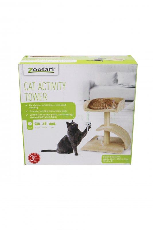 Купить Когтеточка для кошек Zoofari бежевый LI-110064