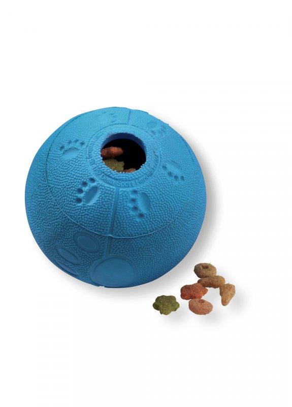 Купить Игрушка - мячик для снеков для собак и кошек Zoofari синий LI-550125