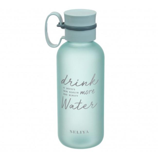 Купить Спортивная бутылка для воды 670 мл SELIYA 67-225 бирюзовая
