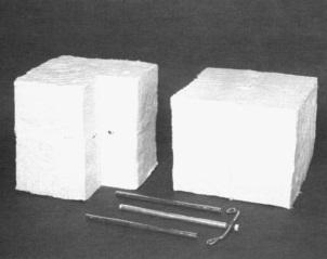 Блоки из керамоволокна PYRO-BLOC
