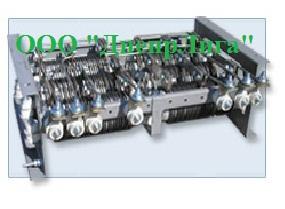 Купити Кранові блоки резисторів фехралевого типу БР6Ф В2