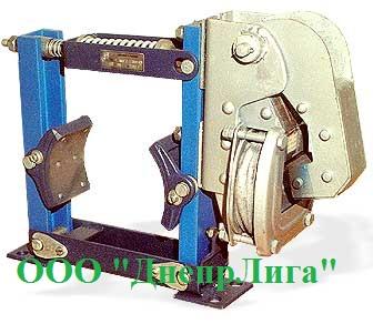 Купити Гальмо колодкове з магнітом МО типу ТКТ-200, ТКТ-300