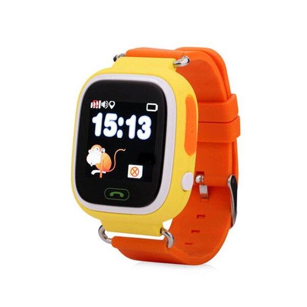 Купить Смарт-часы Smart Watch Q90 GPS Yellow