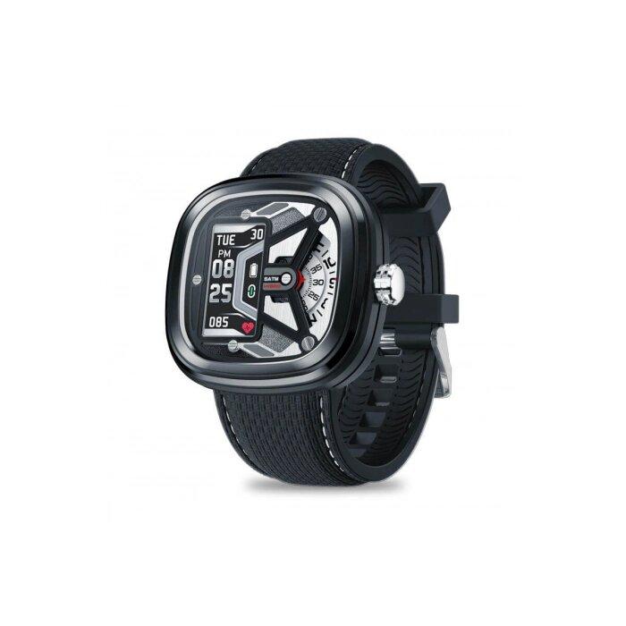 Купить Умные смарт часы Smart Watch Max Robotics Hybrid 2 с измерением давления (Черный)